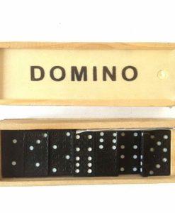 Domino chico de madera