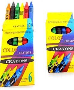 Crayones 6pz