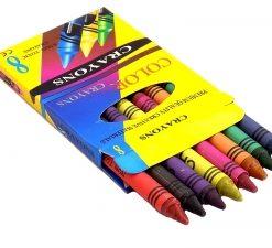 Crayones 8pz