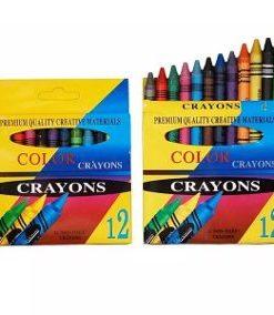 Crayones 12pz